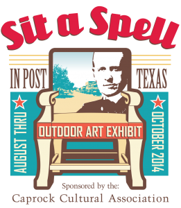 Sit A Spell in Post, Texas