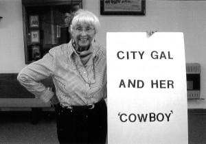 City Gal Lou Burleson