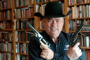 O'NEAL WITH GUNS
